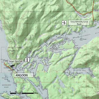 Angoon Map