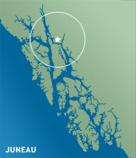 Click for Juneau map