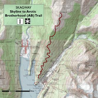 Skyline Trail to AB Mountain